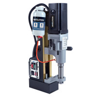 Evolution 75MM 4 Speed Magnetic Drill 1700W 230V | Toolden