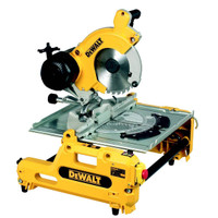DeWalt DW743NL 110v Flip Over Table Combination Saw