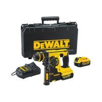 Dewalt DCH253M2 XR 18v Cordless SDS Plus Hammer Drill from Toolden