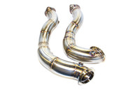 BMW N54 335xi Downpipes