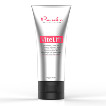 ViteLift Serum miraculous instant face lift serum.