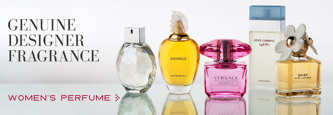 Women's Perfume Promo