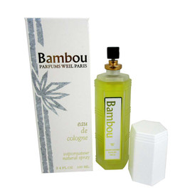 Bambou Parfums Weil Paris EDC for Women 3.4 oz. Sealed Box