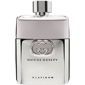 Gucci Guilty Platinum Edition Pour Homme EDT Spray 3.0 oz. *Tester