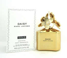 Daisy Gold Shine Edition by Marc Jacobs EDT Spray 3.4oz. Women*Tester