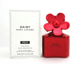 Daisy Red Shine Edition by Marc Jacobs EDT Spray 3.4oz. Women *Tester