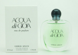 Acqua Di Gioia by Giorgio Armani Eau De Parfum Spray Tester For Women 50 ml./1.7 oz.