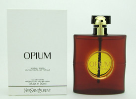 Opium by Yves Saint Laurent Eau De Parfum Spray Tester For Women 90 ml./ 3.0 oz.