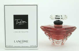 Tresor by Lancome L'Eau De Toilette Spray For Women Tester 100 ml./ 3.4 oz.