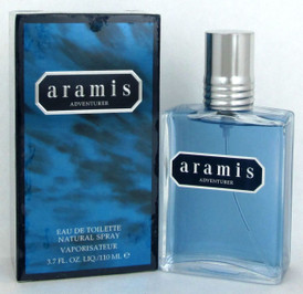 Aramis Adventurer Eau de Toilette Spray 3.7 oz. for Men *Damaged Box