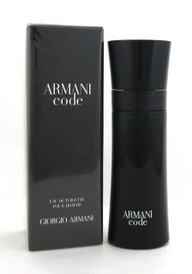 Armani Code by Giorgio Armani EDT Spray 2.5 oz./ 75 ml. for Men NIB
