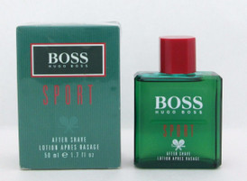 Boss Hugo Boss Sport After Shave 1.7 oz/ 50 ml NIB