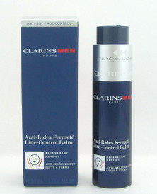 Clarins Men Line Control Balm 50 ml./1.7 oz New Packaging NIB