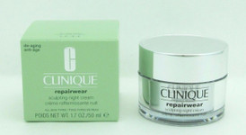 Clinique Repairwear Sculpting Night Cream 1.7 oz./ 50 ml. NIB
