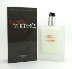 Terre D'Hermes by Hermes After Shave Balm 3.3 oz. for Men New In Box