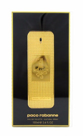 1 Million by Paco Rabanne Collector Edition EDT Spray 3.4 oz. Tin Box