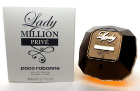 Lady Million Prive by Paco Rabanne Eau de Parfum Spray 2.7 oz. Tester
