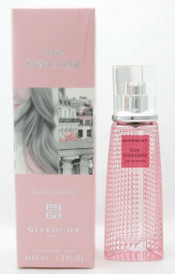 Live Irresistible by Givenchy Eau De Toieltte Spray for Women 40 ml./ 1.3 oz. NIB