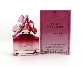Marc Jacobs Daisy Kiss Limited Edition EDT Spray 1.7oz / 50ml Women NIB Sealed