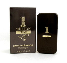 1 Million Prive Cologne for Men Eau de Parfum Spray 1.7oz. Brand New.Sealed Box.
