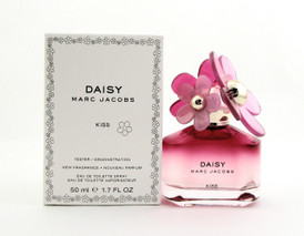 Daisy Kiss Perfume by Marc Jacobs EDT Spray 1.7 oz. for Women Brand New Tester.