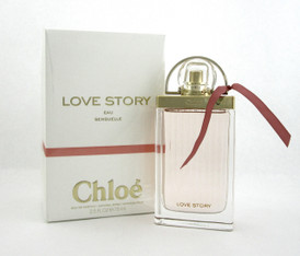 Chloe Love Story Eau Sensuelle Perfume 2.5 oz. EDP Spray for Women NIB Sealed