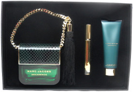 Marc Jacobs Decadence 3 Pieces Gift Set for Women with 3.4 EDP. Brand New.