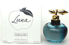 Luna Les Belles de Nina 2016 by Nina Ricci Eau de Toilette Spray 2.7 oz.Tester.Brand New.