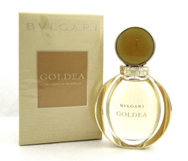 Bvlgari Goldea Perfume by Bvlgari 3.0 oz. Eau de Parfum Spray Women. New Sealed