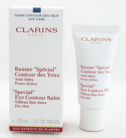 Clarins Special Eye Contour Balm Dry Skin 20 ml/ 0.7 oz New In Box