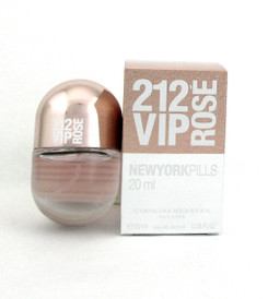 212 VIP ROSE Perfume by Carolina Herrera for Women 0.68oz.EDP Spray New in box