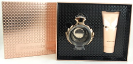 Olympea by Paco Rabanne 2.7 oz.EDP Spray + 3.4 oz.Body Lotion Set for Women. Brand New.