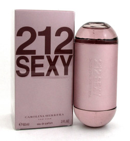 212 Sexy Perfume by Carolina Herrera 2.0 oz. Eau de Parfum Spray for Women NIB
