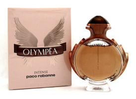 Olympea Intense by Paco Rabanne Perfume 2.7 oz. EDP Spray for Women. New in Box.