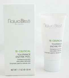 Natura Bisse NB Ceutical Tolerance Enzyme Peel 1.7 oz/ 50 ml New In Retail Box