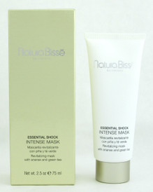 Natura Bisse Essential Shock Intense Mask 2.5 oz/ 75 ml Brand New In Box