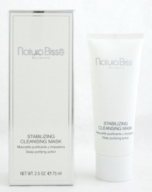 Natura Bisse Stabilizing Cleansing Mask 2.5 oz/ 75 ml New In Retail Box