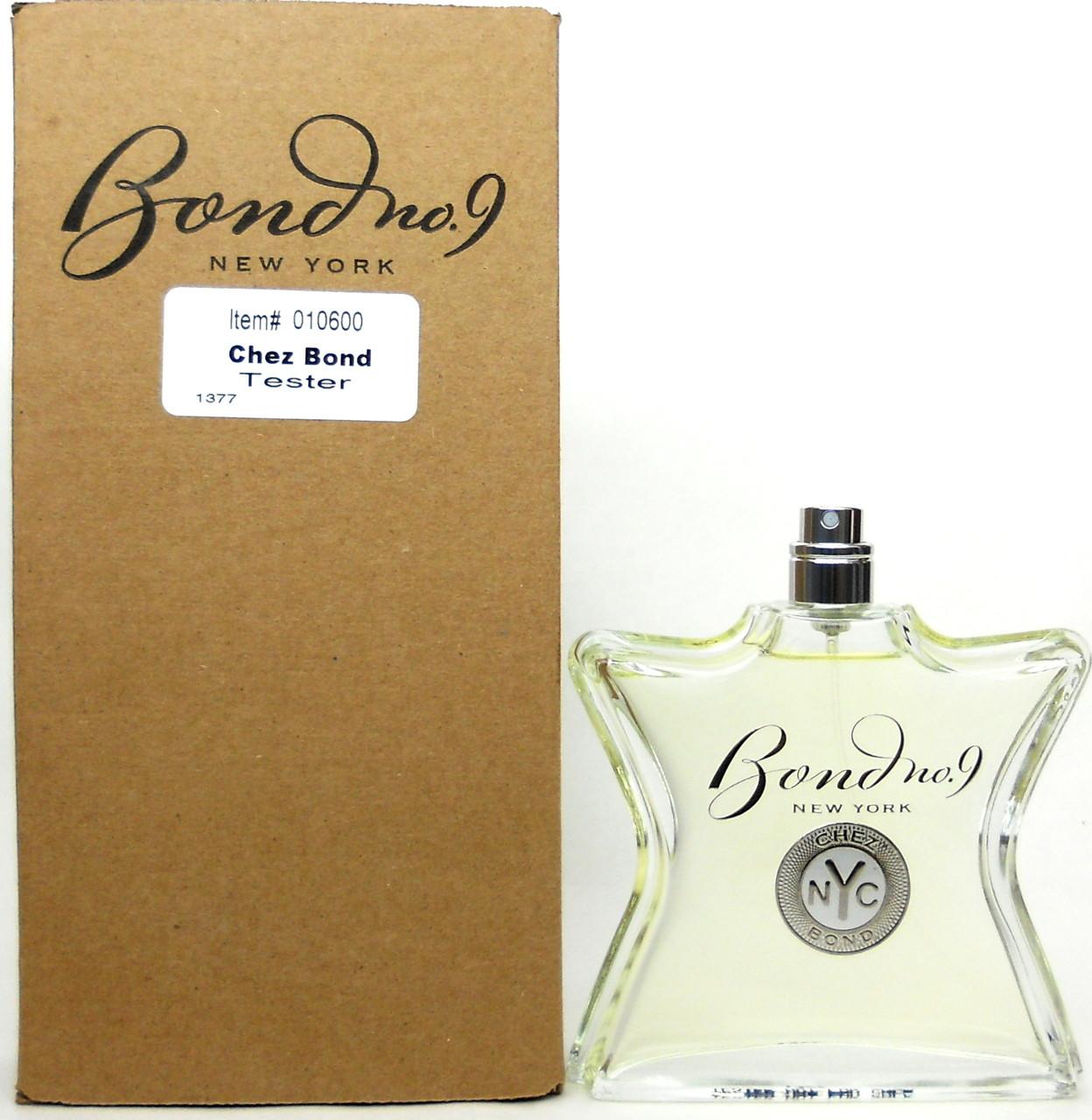 Bond No 9 Chez 33 Oz Eau De Perfum Spray Unisex Tester New Queen Edp 100ml Image 1
