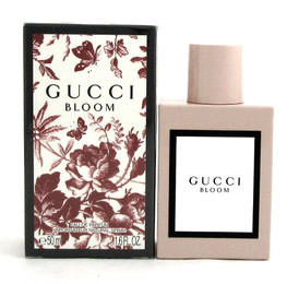 Gucci Bloom Perfume 1.6oz. Eau de Parfum Spray for Women. Brand new. Sealed Box.
