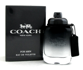 Coach Cologne Men 2.0oz./60ml. Eau de Toilette Spray. New In Retail Sealed Box