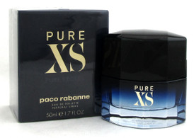 PURE XS by Paco Rabanne Cologne 1.7 oz. EDT Spray for Men. Brand New. Sealed Box