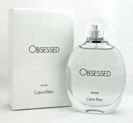 Obsessed Cologne by Calvin Klein, 4.2oz/125ml Eau de Toilette Spray for Men. NEW
