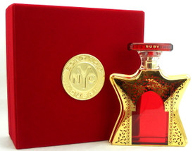 100% Authentic Bond No. 9 Dubai Ruby Eau De Parfum Spray 3.3 fl. oz. Spray New--with Enhanced FREE RETURNS Guarantee* ........ sold by an A+ rated Better Business Bureau company established in 1979!