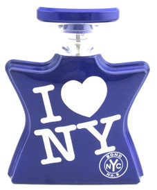 Bond No. 9 I Love New York Holidays EDP Spray 3.3 oz.No Decorative Box with Cap. Brand new.