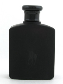 Polo Double Black by Ralph Lauren After Shave Splash 4.2 oz/ 125 ml *NO BOX