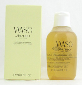 Shiseido Waso Quick Gentle Cleanser 150 ml./ 5 oz. New In Box