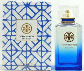 Tory Burch Bel Azur by Tory Burch 3.4 oz. Eau de Parfum Spray for Women. Brand New.