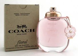 Coach New York FLORAL by Coach for Women 3.0 oz./ 90 ml. EDP Spray. NEW Tester.