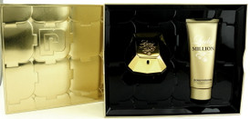 Lady Million Set for Women: 2.7 oz. EDP Spray + 3.4 oz.Body Lotion. Brand new set.