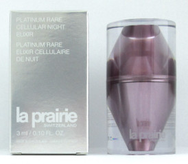 La Prairie Platinum Rare Cellular Night Elixir 3 ml./ 0.10 oz. Travel Size